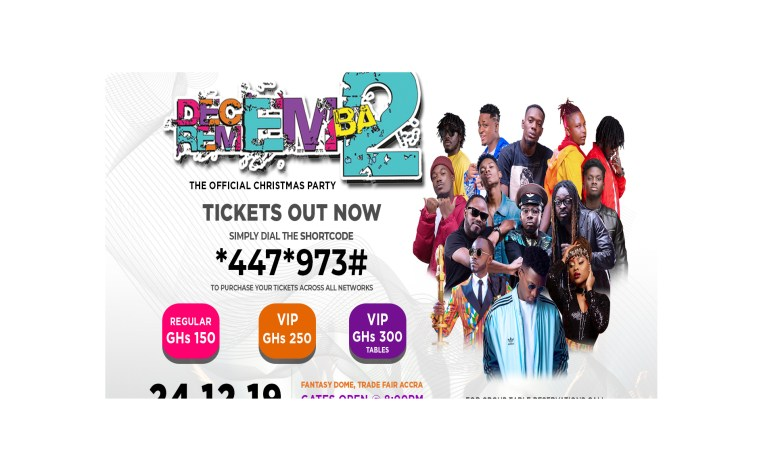 Photo of 2019 Decemba 2 Rememba concert: Ticket procedures, full list of performers announced