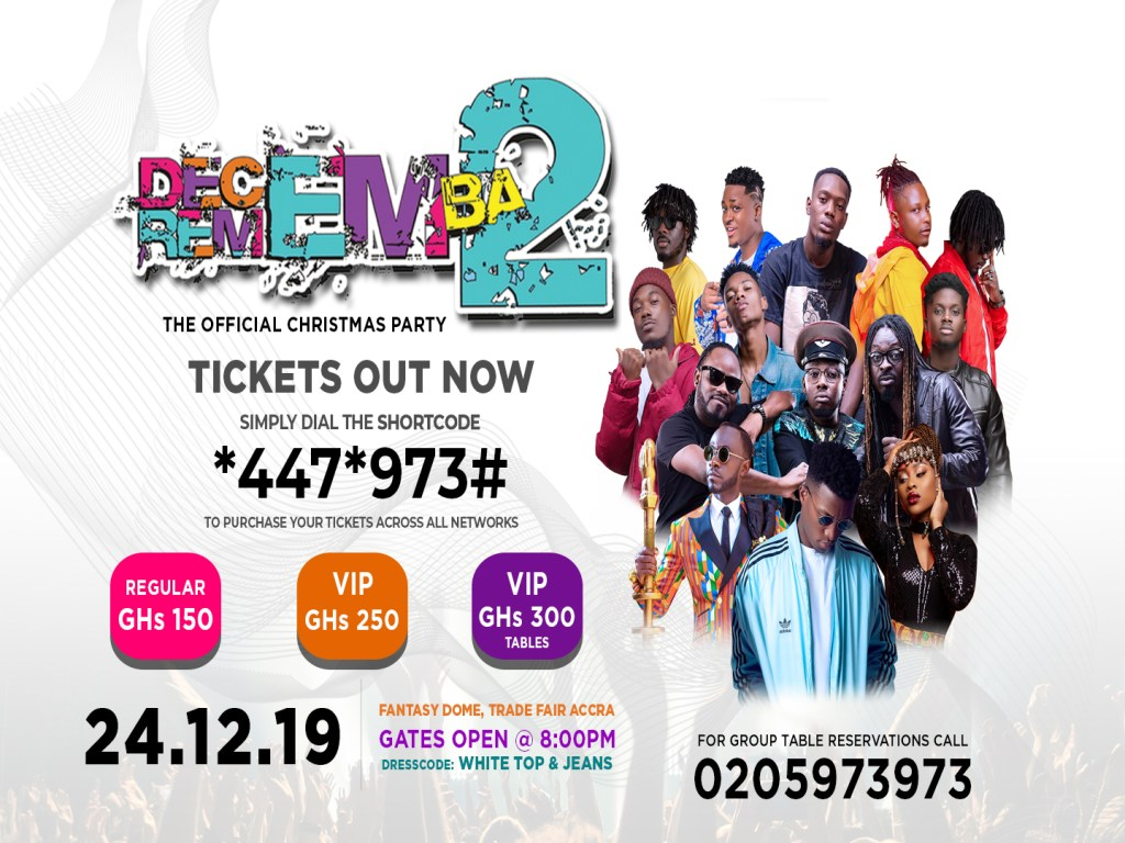 D2R-TICKET 2019 Decemba 2 Rememba concert: Ticket procedures, full list of performers announced