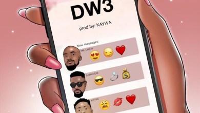 Dw3 by Mr Drew & Krymi feat. Sarkodie