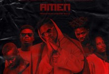 Photo of Audio: Amen by Medikal feat. Kuami Eugene, Kwesi Arthur, Kelvyn Boy & Darkovibes