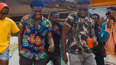 Photo of Video: Anigye by DJ Slim, Deon Boakye, Kurl Songx, Kweku Smoke, Braa Benk & Nyce Music