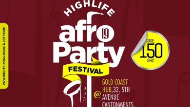 Photo of Fameye, Kofi Kinaata, 37 other stars billed for 8-day Highlife Afro-Party Festival