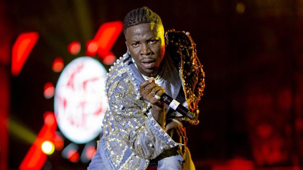 Stonebwoy sets record as only Ghanaian act to receive 2 Billboard plaques