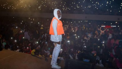 Photo of Maccasio details journey from Tamale to London at launch of  Zero 2 Hero album