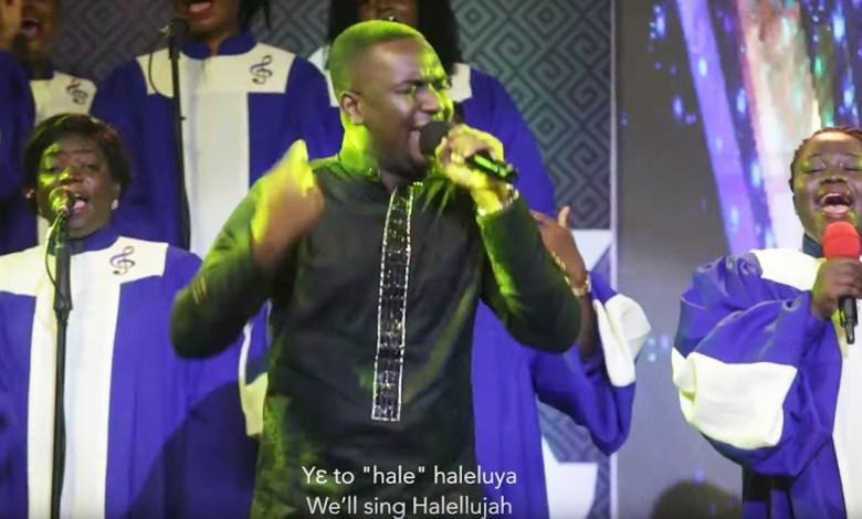 Photo of Video: Mawu Gbagbe by Bethel Revival Choir feat. Joe Mettle