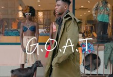 Photo of Video: G.O.A.T by Kwame Dame