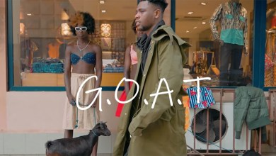 G.O.A.T by Kwame Dame