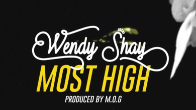Photo of Audio: Most High by Wendy Shay