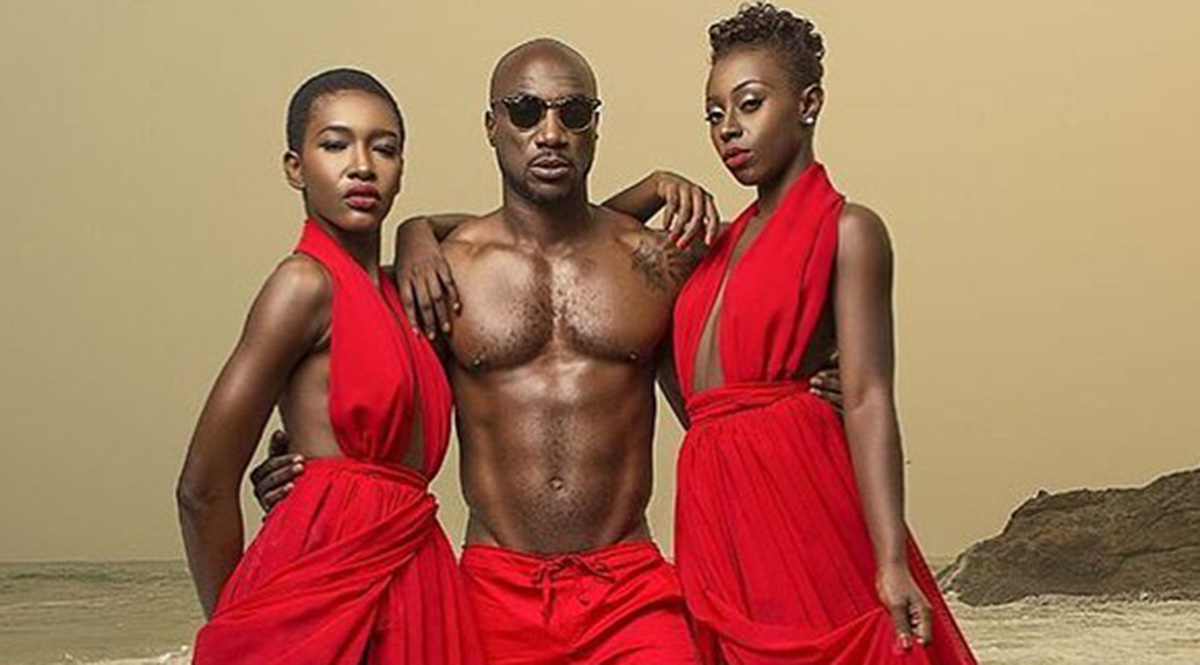 Kwabena Kwabena nullifies the existence of broken heart
