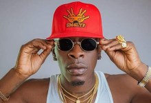 Photo of Shatta Wale tears VGMA board into pieces in latest video – Watch here