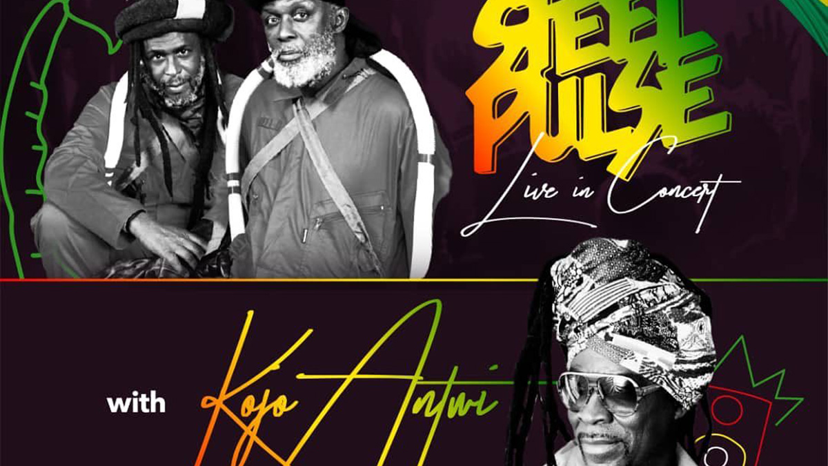 'Mr Music Man' Kojo Antwi & Steel Pulse ready for Independence Concert