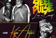 Photo of 'Mr Music Man' Kojo Antwi & Steel Pulse ready for Independence Concert