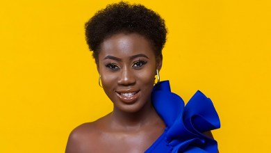 Photo of Bernice Bliss debuts unto the Gospel scene with a Kofi Kinaata collabo; None Compared God