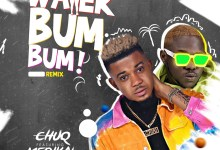 Photo of Audio: Bum Bum by Chuq feat. Medikal