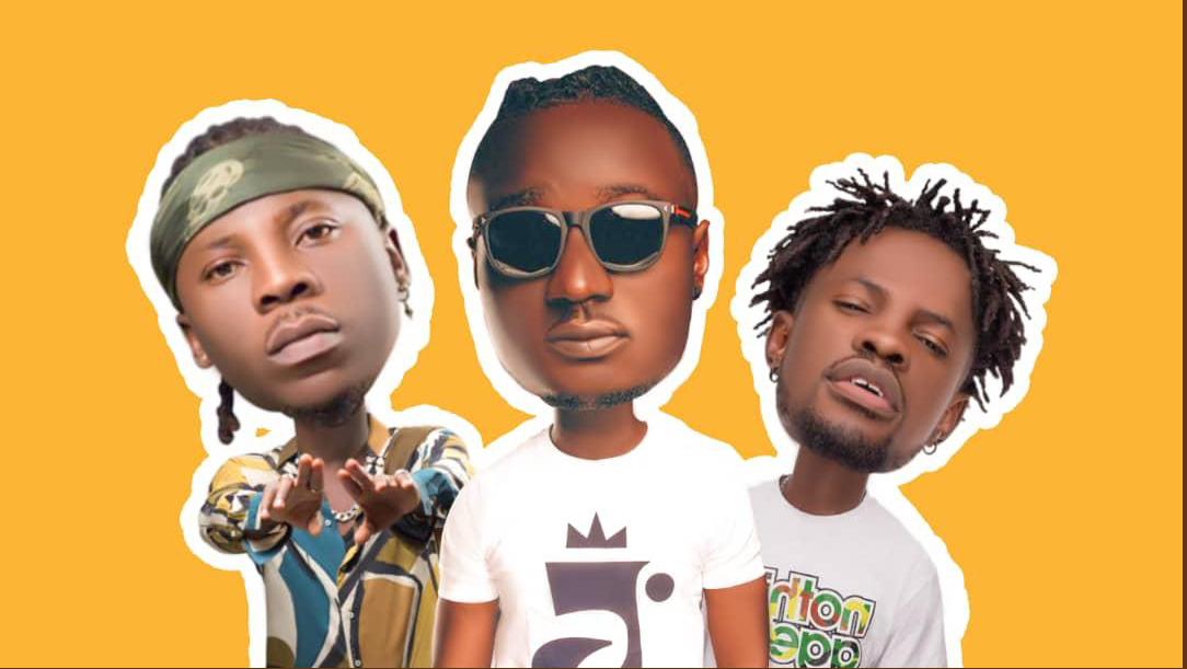 DJ Justice employs Stonebwoy, Fameye in new single; Danaase