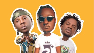 Photo of DJ Justice employs Stonebwoy, Fameye in new single; Danaase