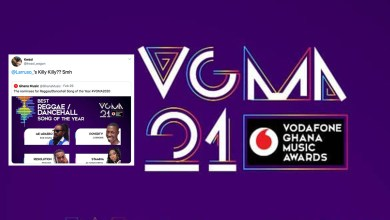 Photo of Social media reacts to VGMA nominees announcement