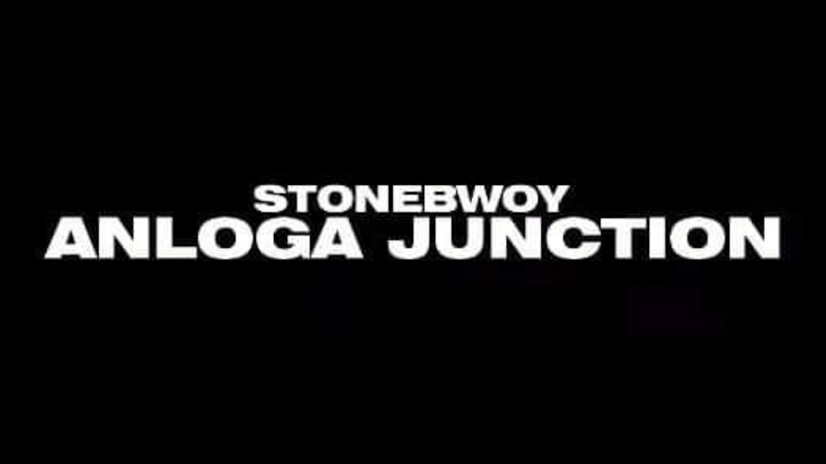 Stonebwoy titles upcoming album 'Anloga Junction'