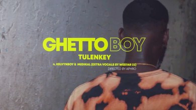 Photo of Video: Ghetto Boy by Tulenkey feat. Kelvyn Boy & Medikal