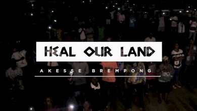 Photo of Video: Heal our Land by Akesse Brempong
