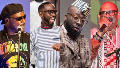 Photo of Update on the Okyeame Kwame-Ambolley contention; Ben Brako, Andy Dosty react!