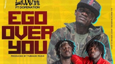 Photo of Audio: Ego Over You by Lil Win feat. DopeNation