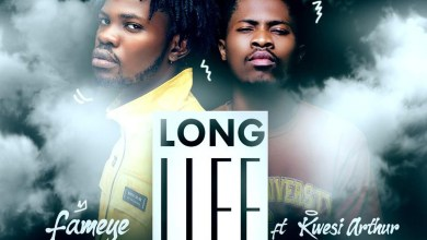 Photo of Audio: Long Life by Fameye feat. Kwesi Arthur