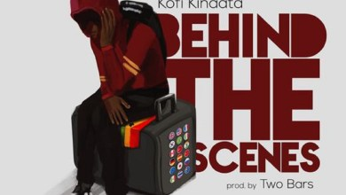Photo of Audio: Behind The Scenes by Kofi Kinaata