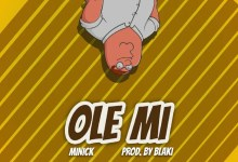 Photo of Audio: Ole Mi by Boorle Minick