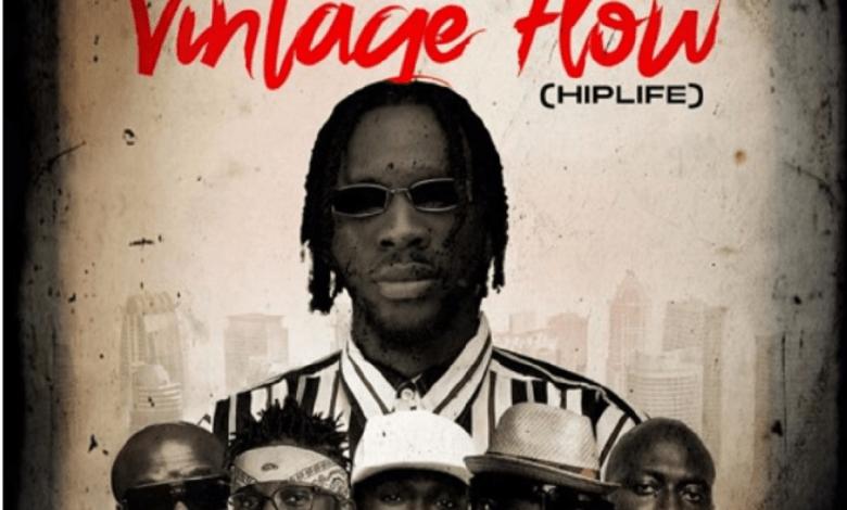 Photo of Audio: Vintage Flow by DJ Breezy feat. Tinny, Okra, Kwaw Kese, Dogo & Bollie