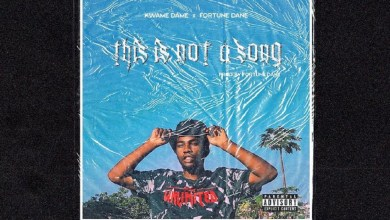 Photo of Audio: This Is Not A Song by Kwame Dame feat. Fortune Dane