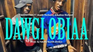 Photo of Audio: Dawgi Obiaa by Take Off NK feat. Alkaline Ric