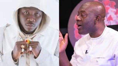 Photo of Kojo Oppong Nkrumah promises Stonebwoy a seat at the table