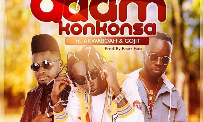 Photo of Audio: Adam Konkonsa by Patapaa feat. Akwaboah & Gojit