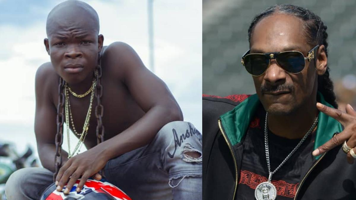 AY Poyoo garners attention of Hip hop legend, Snoop Dogg
