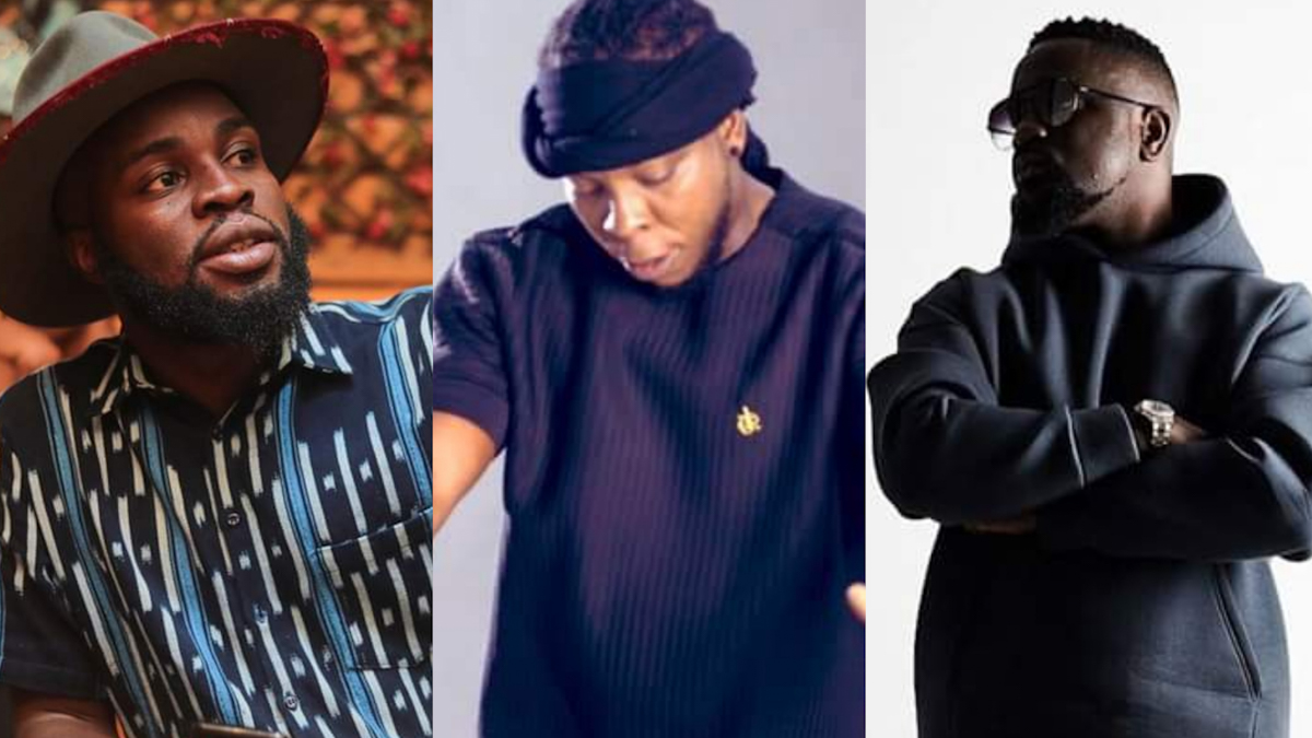 Sarkodie hails Edem as part of his top 3 rappers globally!