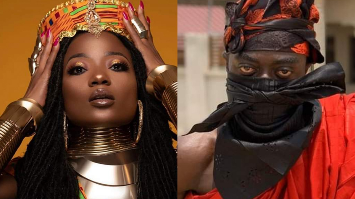 Lil Win is entertainment in all aspects - Efya