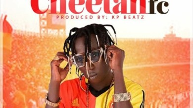 Photo of Audio: Cheetah FC by Patapaa