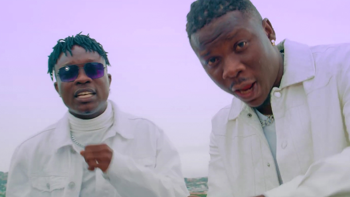 Mi Dey Up Remix by Kofi Jamar feat. Stonebwoy