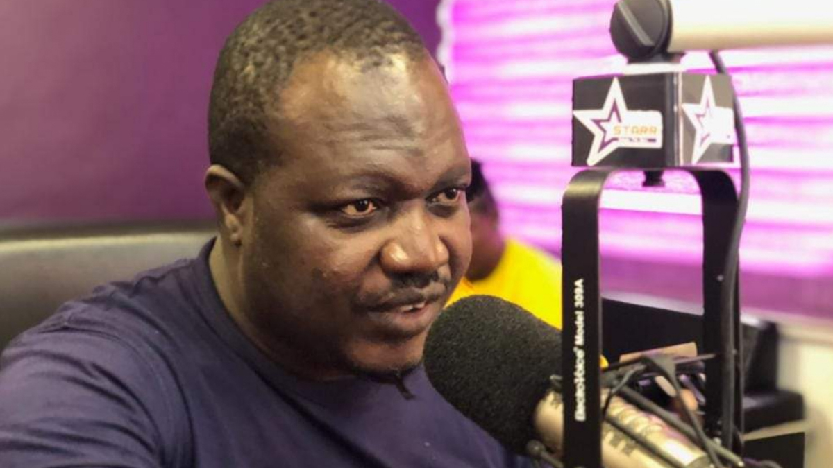 Award shows are not musical concerts - Enock Agyepong