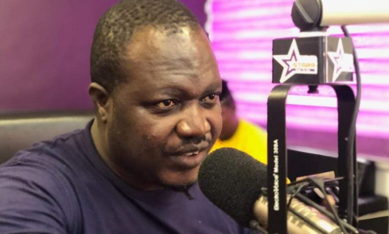 Photo of Award shows are not musical concerts – Enock Agyepong