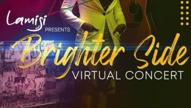 Watch Lamisi's Brighter Side virtual concert