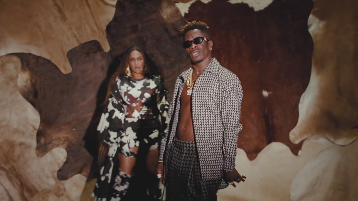 Thank you Beyonce - Shatta Wale