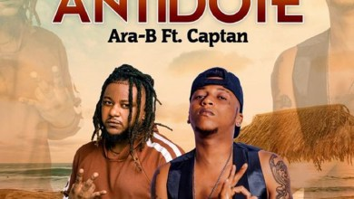 Photo of Audio: Antitode by Ara-B feat. Captan