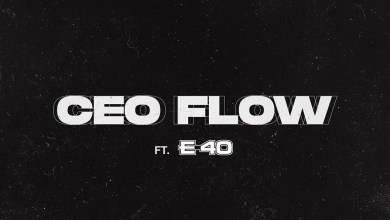 CEO Flow by Sarkodie feat. E-40