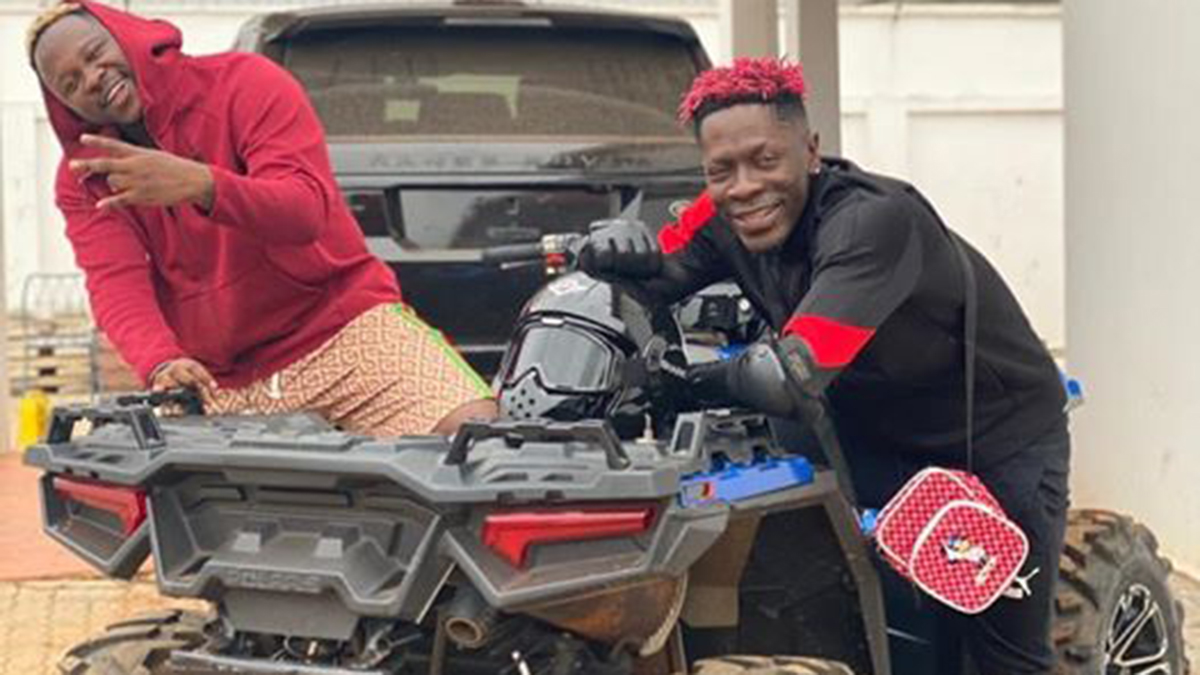 Visuals for Miss Money by Shatta Wale ft. Medikal underway!