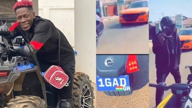 Photo of Stonebwoy, Shatta Wale setting trends with trikes & quad bikes?