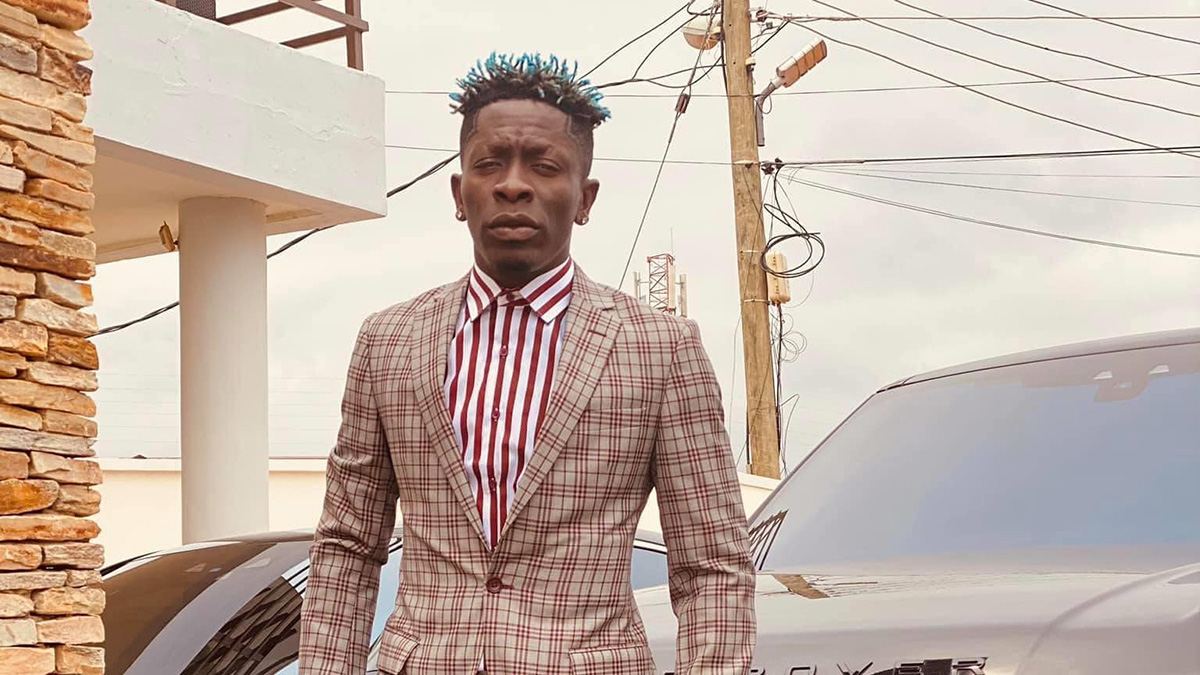 Shatta Wale halts the release of 'Gift Of God' album till 2021