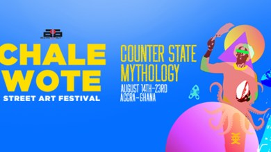 Chale Wote Street Art Festival goes virtual!