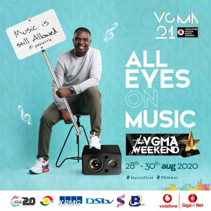 All Eyes on the VGMA Weekend